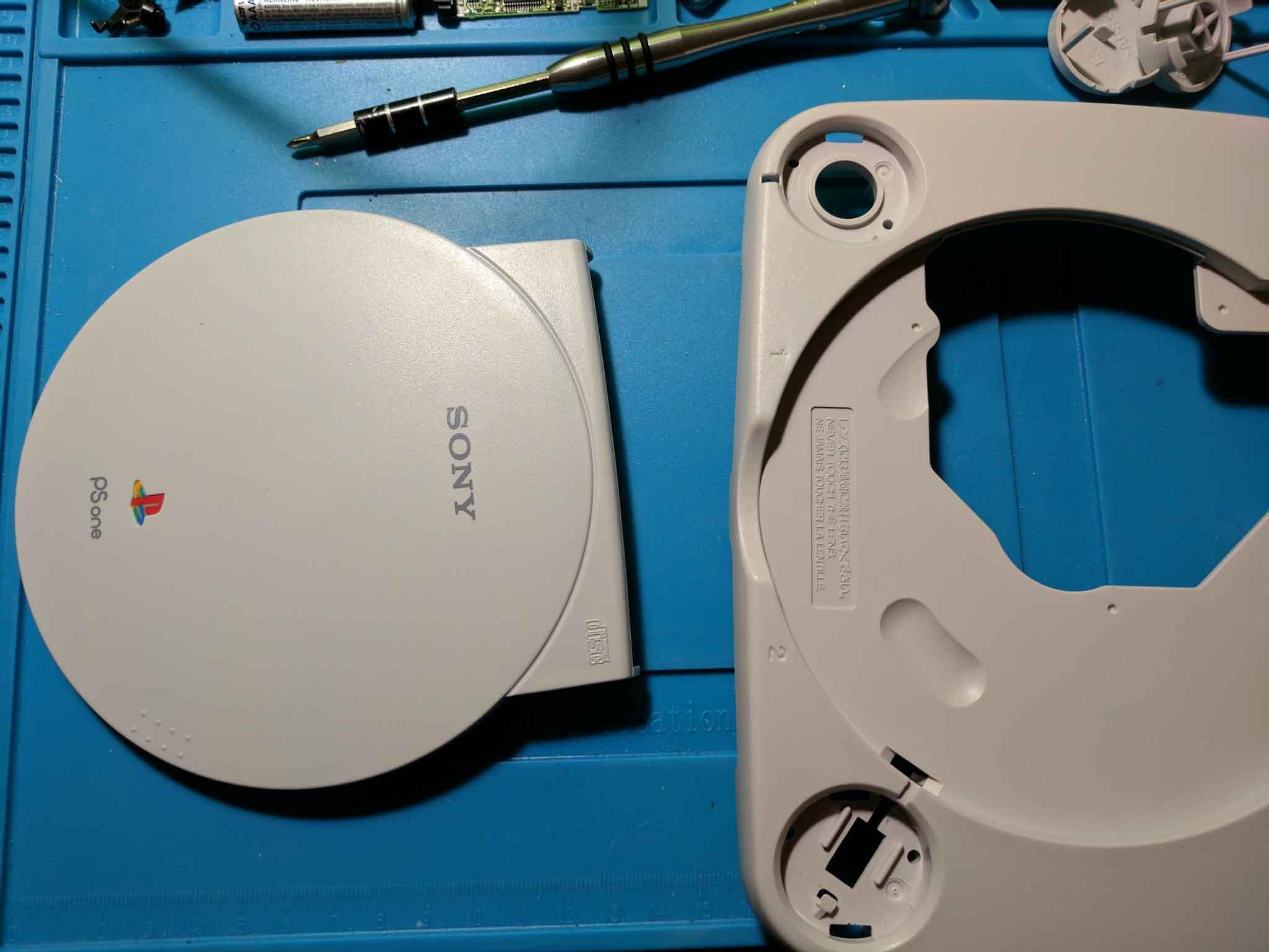 Disc lid