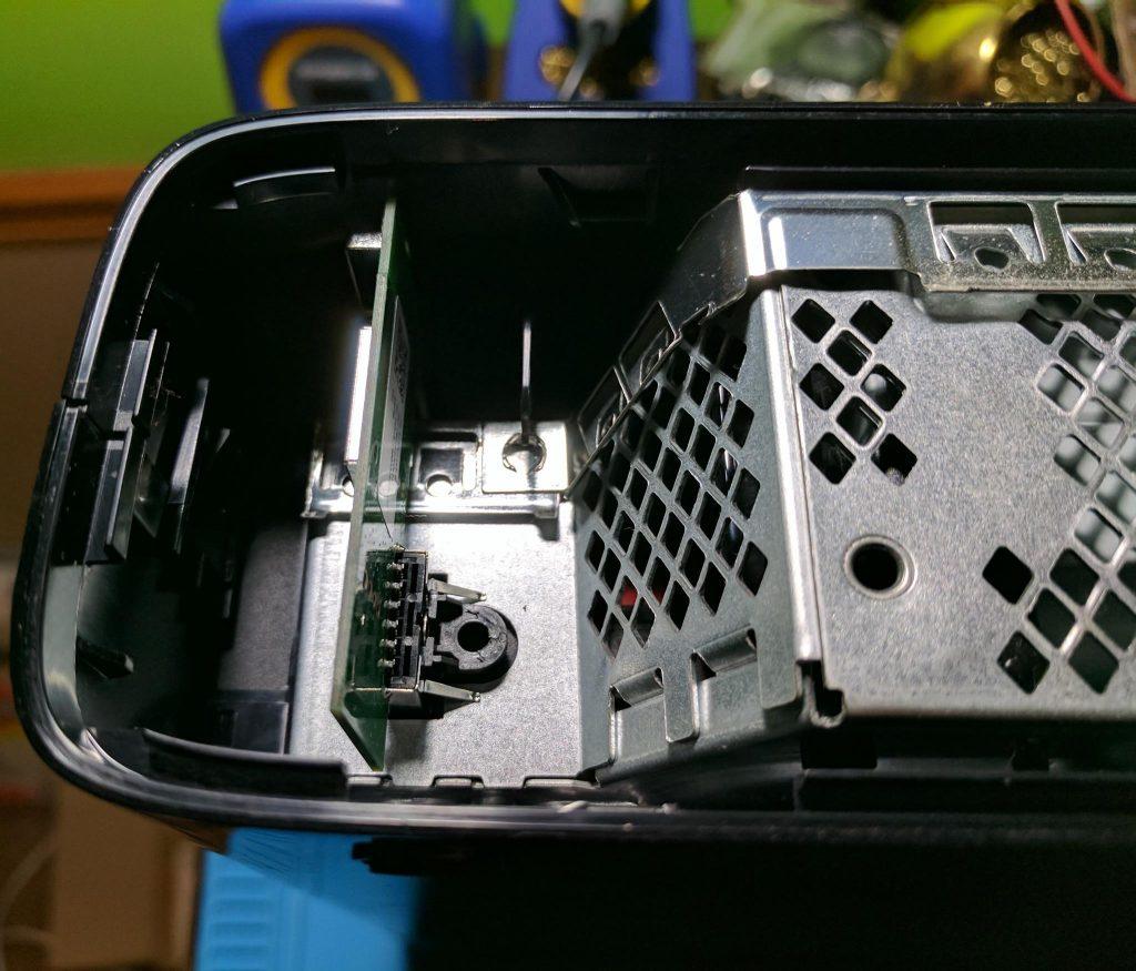 Xbox 360 E WiFi module