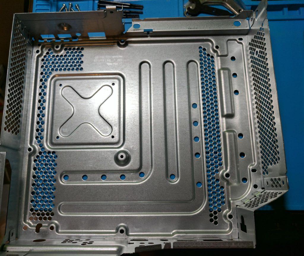 Xbox 360 E motherboard removal