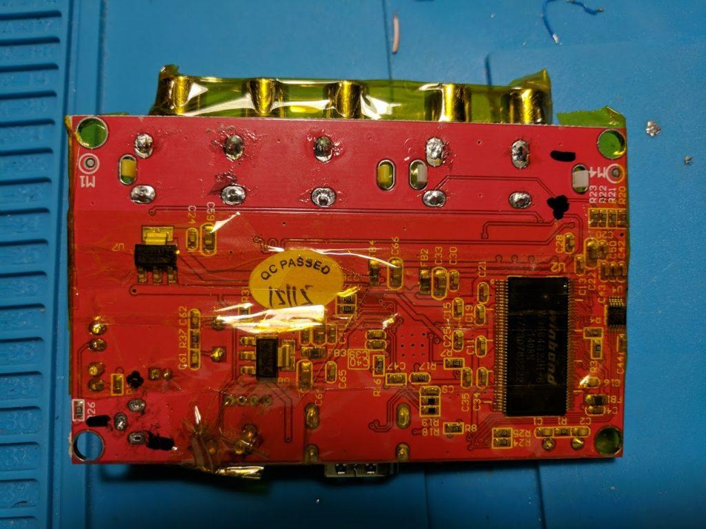 Component to HDMI converter box