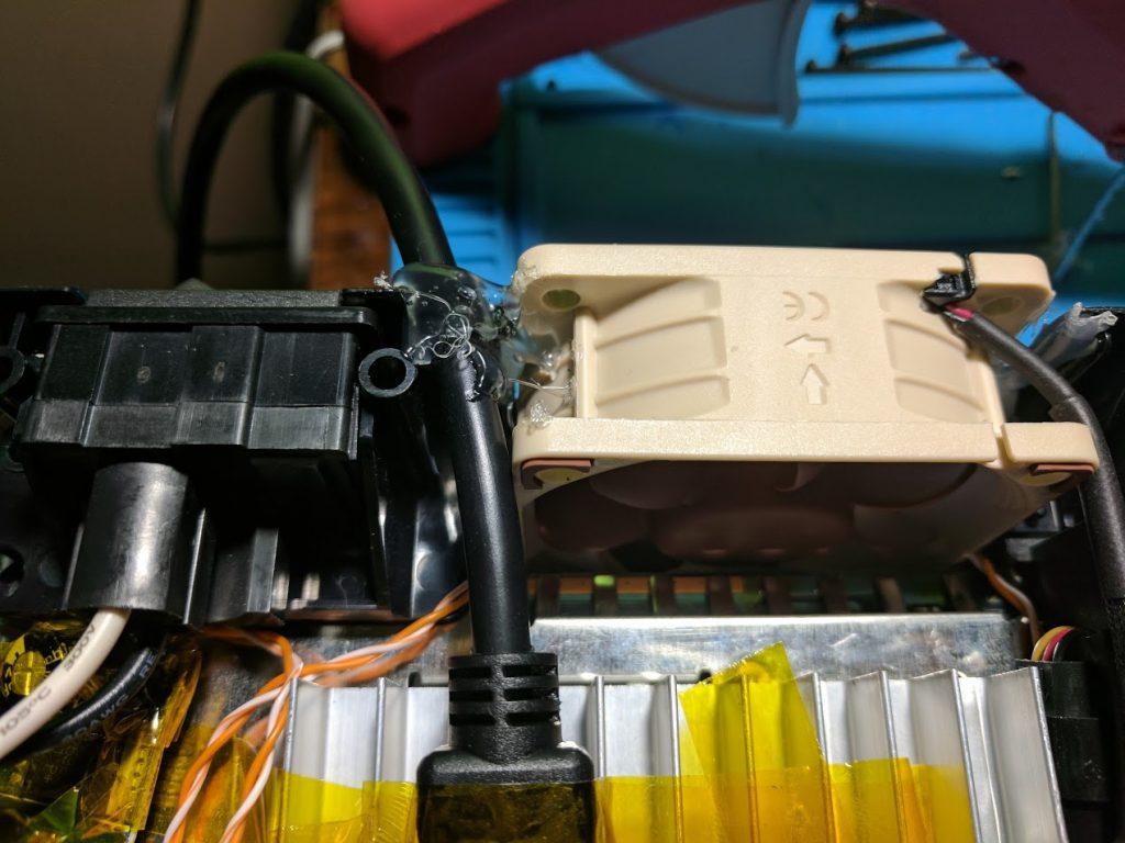 PS2 case modifications