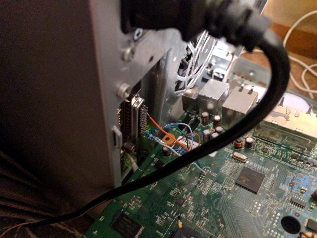 Xbox 360 NAND read