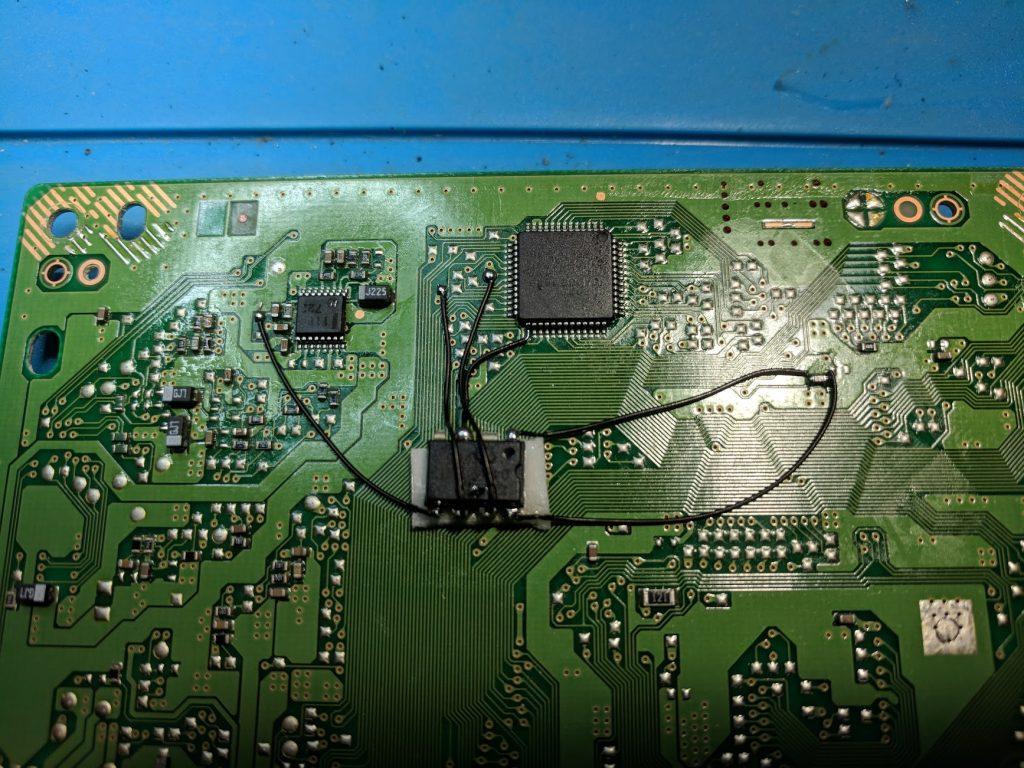 MM3 PU-18 install
