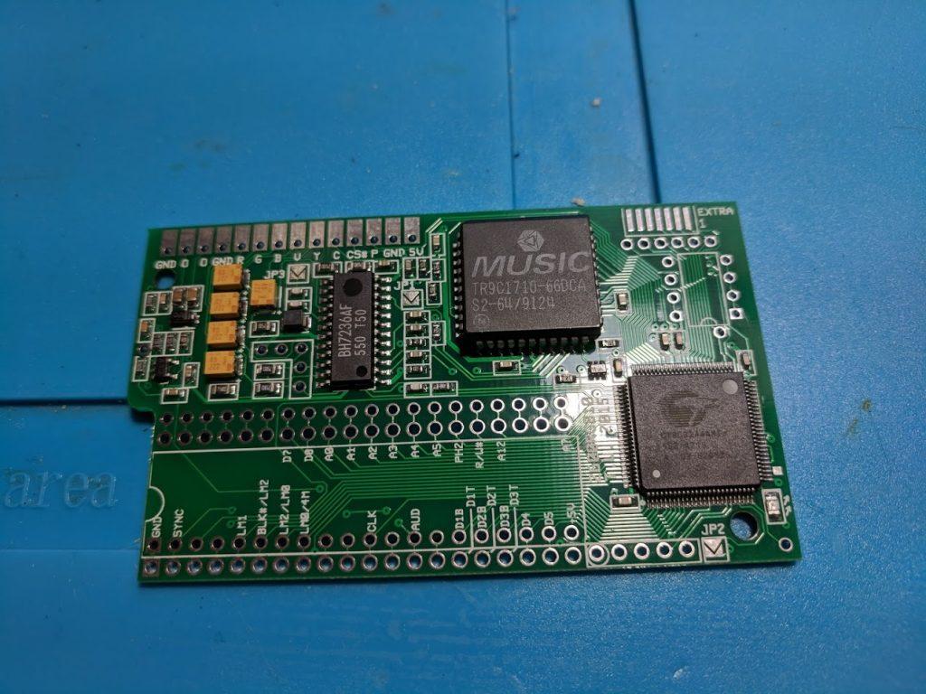 2600RGB PCB