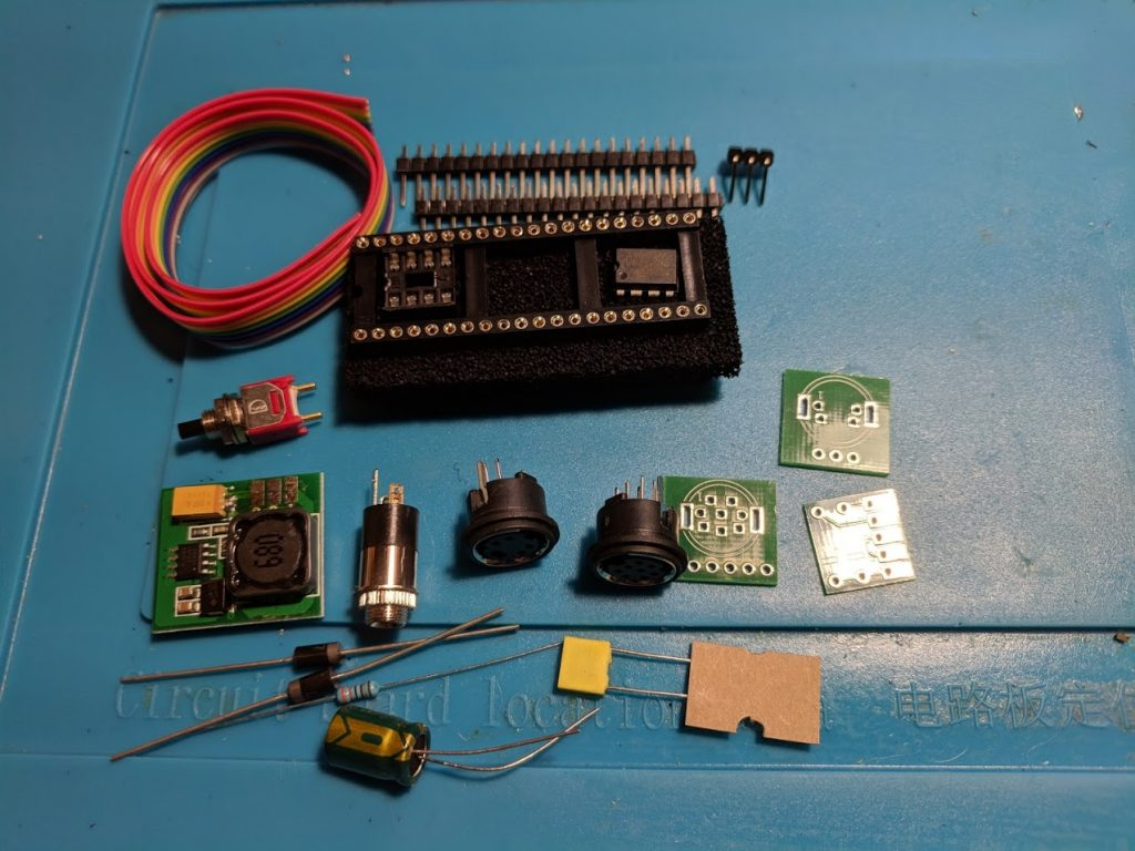 2600RGB components