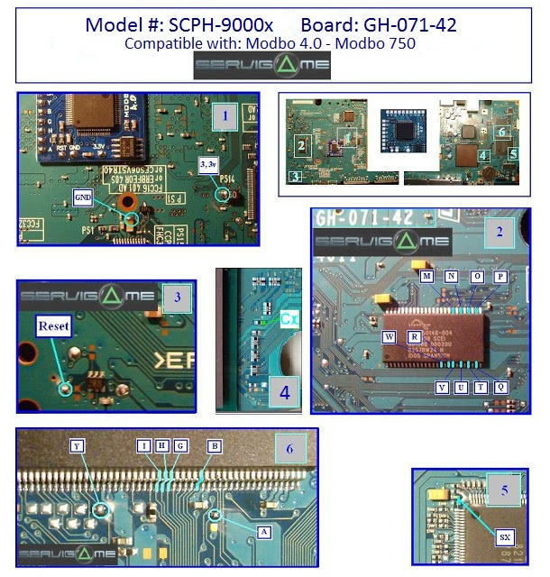 V18 Modbo installation diagram (GH-071-42)