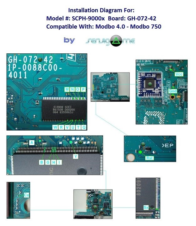 V18 Modbo installation diagram (GH-072-42)