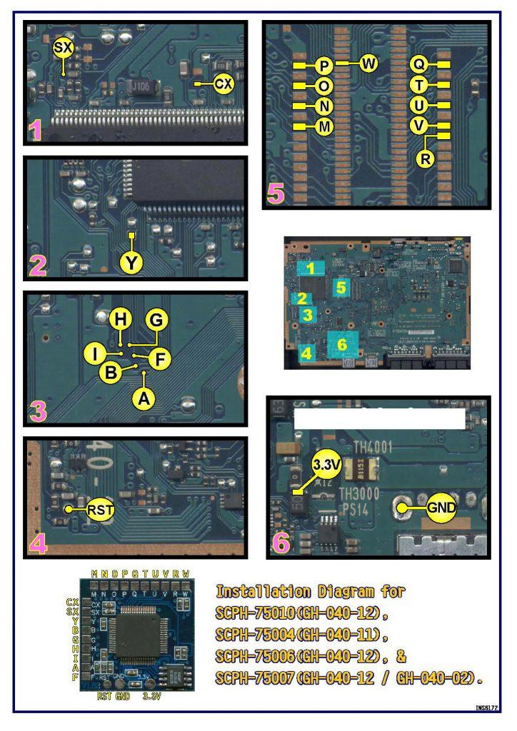 V14 Modbo installation diagram