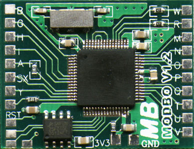Modbo 1.2 modchip