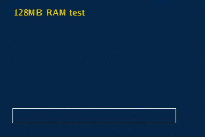 XBlast OS 128MB RAM test